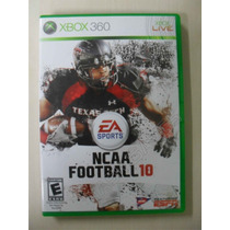 Ncaa Football 10 - Original - Sedex A Partir De R$ 9,99