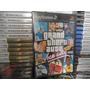 Grand Theft Auto Gta Vice City - Original - Lacrado - Ps2