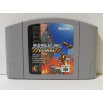 Blastdozer - Game Nintendo 64 Original Japonês