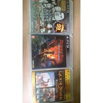 3 Jogos Ps3 Novos Resident Evil, Sleeping Dos É God Of War