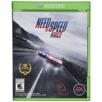 Need For Speed Rivals Xbox One Mídia Física Lacrado