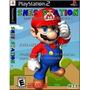 Mario Collection Para Play-2 Patch Super Mario Ps2 780 Jogos