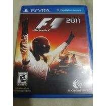 Formula 1 2011 ( Ps Vita)