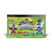 Box Novo Lacrado Skylanders Swap Force Starter Pack Play Ps3