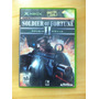 Jogo Soldier Of Fortune Double Ii Helix Xbox I Original!!!