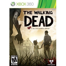 The Walking Dead Xbox 360 - Jogo Original Semi Novo