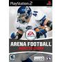 Jogo Arena Football Road To Glory Para Playstation 2 A6813