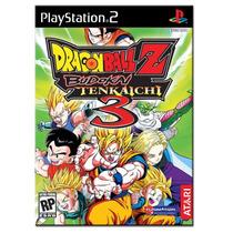Dragon Ball Z Budokai Tenkaichi 3 . ! Jogos Ps2