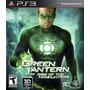 Green Lantern Rise Of The Manhunters Lanterna Verde Ps3 Zero