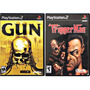 Gun E Trigger Man Originais Sony Playstation 2 Black Label