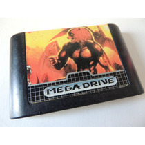 Cartucho Mega Drive - Tec Toy - Altered Beast (tb 6)