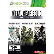 Metal Gear Solid Hd Collection - Novo Lacrado - Oferta