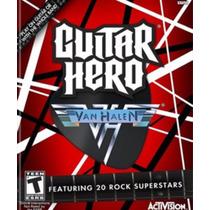 Ps3 - Guitar Hero Van Halen (mídia Física)