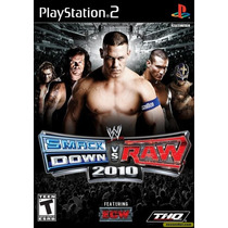 Wwe Smackdown Vs Raw 2010 Ps2 Patch - Promoção!!!
