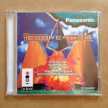Icebreaker, 3do. Americano Jogo Original Completo!