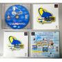 Jogo Theme Aquarium Ps1 Psx Original Completo Manual Jap