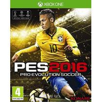 Pro Evolution Soccer 2016 Xbox One Pes 16 Xbox One Pré-venda