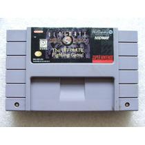 Ultimate Mortal Kombat 3 Original Americano!! Jogaço!!