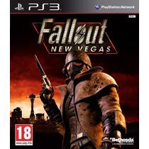 Jogo Para Ps3 Fallcut New Vegas Original