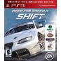 Jogo Ps3 Need For Speed Shift Original E Lacrado