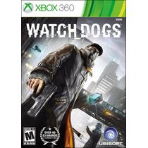 Jogo Watch Dogs Signature Edition Xbox 360 Lacrado Original