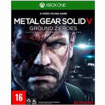 Jogo Para Xboxone Metal Gear Solid V Original Lacraddo