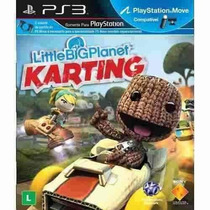 Little Big Planet Karting Ps3 Português Código Psn