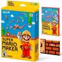 Jogo Super Mario Maker Wii U + Livro Edição Especial