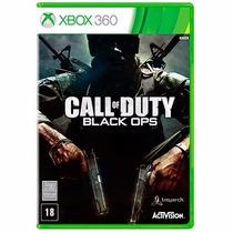 Call Of Duty Black Ops - Xbox 360 - Original Lacrado.
