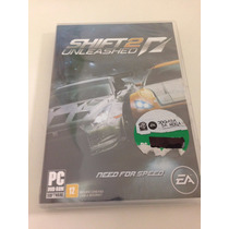 Need For Speed Shifth 2 Unleashed - Pc - Novo - Lacrado