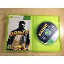 Driver San Francisco - Xbox 360 Midia Fisica Original