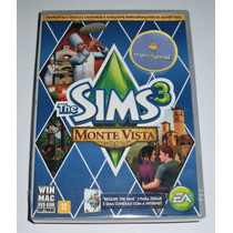 The Sims 3 Monte Vista | Simulador | Jogo Pc | Original