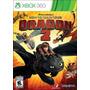 Jogo How To Train Your Dragon 2 Como Treinar Dragão Xbox 360