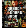 Grand Theft Auto Iv Gta Iv Ps3 Original Lacrado A5530