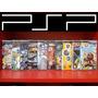 Jogos Psp - Umd Originais Sony Psp
