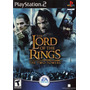 The Lord Of The Rings: Two Towers - Patch Ps2 (frete Único)