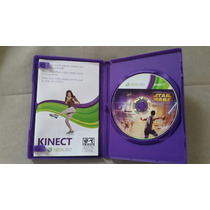Star Wars Kinect X-box 360