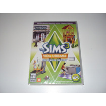 The Sims 3 Expansão Vida Urbana Original Lacrado Pc