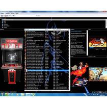 Multijogo 6000+ Emulador De Fliperama