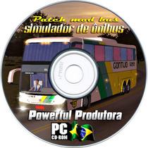 Simulador De Ônibus Brasileiros V.19.1 Edição Lim. - 18 Wos
