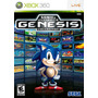 Sonic Ultimate Genesis Collection Jogos Mega Drive No X360