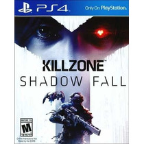 Killzone Shadow Fall 100% Novo Mídia Física Ps4