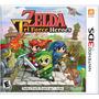 The Legend Of Zelda: Tri-force Heroes - 3ds - Pronta Entrega