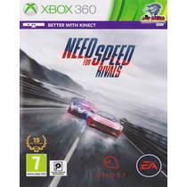 Jogo Xbox 360 - Need For Speed Rivals - Novo