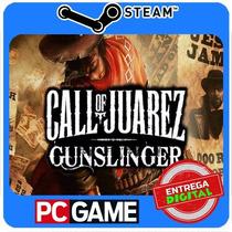 Call Of Juarez: Gunslinger Steam Cd-key Global