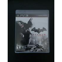 Batman Arkham City - 3d - Ps3