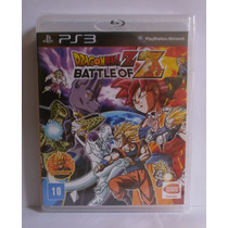 Dragon Ball Battle Of Z - Jogo Luta Ps3 - Novo Lacrado