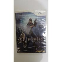 Resident Evil 4 Para Nintendo Wii Novo E Lacrado