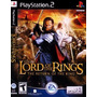Patche Lord Of The Rings The Return Of The King (gameplay2)