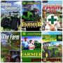 Patch Farming Simulator + John Deere + The Farm + Farm Vet